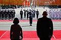 11.10 總統以軍禮歡迎聖露西亞查士納總理伉儷 (38301883821).jpg