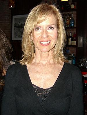 Ellen Johnson - Johnson at the Great American God-Out in Manhattan, November 15, 2007.