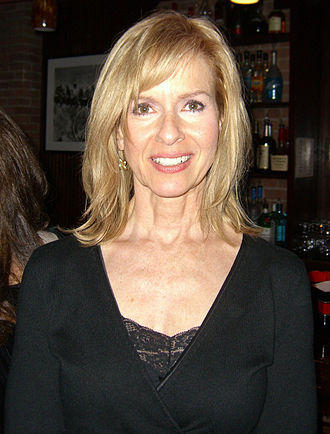 Ellen Johnson - Johnson at the Great American God-Out in Manhattan, November 15, 2007