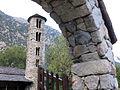 115 Santa Coloma (Andorra la Vella), arc i façana sud.JPG
