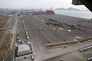 1190935 Gwangyang Port Terminal in South Korea 2014.jpg