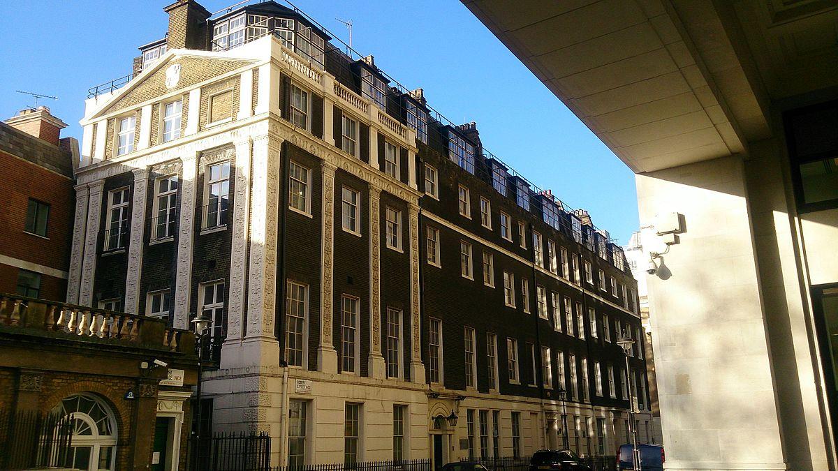 Adelphi Building London In Movie