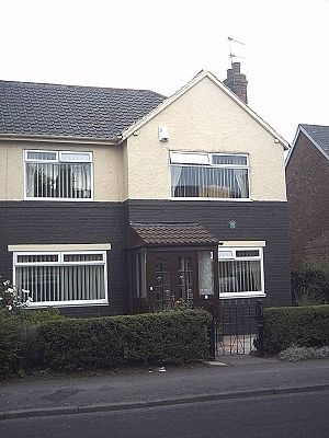 Brian Clough - 11 Valley Road, Grove Hill
