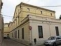 139 Escola de Teixits, pl. Indústria - c. Sant Pere (Canet de Mar).JPG
