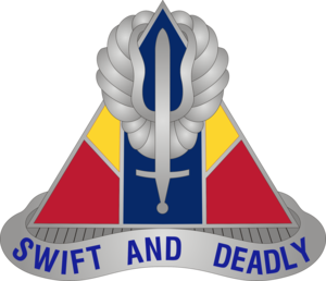 13th Aviation Regiment (United States) - Image: 13 Avn Rgt DUI