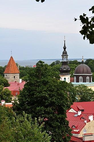 European City of the Trees - Tallinn was the European City of the Trees in 2015