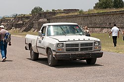 Dodge Ramcharger in Mexico