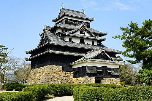 150321 Matsue Castle Matsue Shimane pref Japan01bs