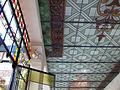 162 Casa Alegre de Sagrera (Terrassa), vitralls de la galeria.JPG