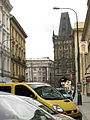 168 Hybernská Ulice, al fons la torre de la Pólvora.jpg