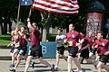 173rd Airborne paratroopers race through Vilnius, Lithuania 140525-Z-LE308-005.jpg