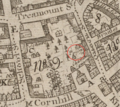 1743 Prison QueenSt Boston map WilliamPrice.png