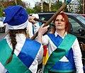 18.12.16 Ringheye Morris Dance at the Bird in Hand Mobberley 096 (30890118614).jpg