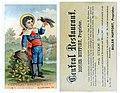 1882 - Central Restaurant - Trade Card - Allentown PA.jpg