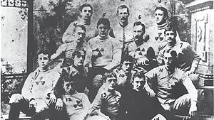 T. L. Bayne - Tulane's first football team was coached by Bayne in 1893.