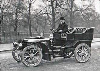 Lorraine-Dietrich - 1903, 16 h.p. De Dietrich motor car