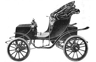 Woods Motor Vehicle American electric automobile manufacturing company, trading between 1899 and 1916