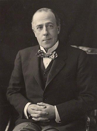 Richard Verney, 19th Baron Willoughby de Broke - Baron Willoughby de Broke, circa 1910