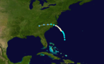 1913 Atlantic hurricane 4 track.png