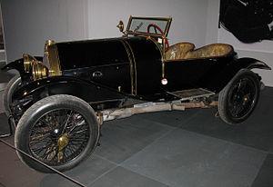 Bugatti Type 18 - Image: 1913 Bugatti Type 18 1