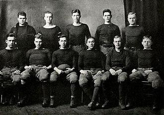 1913 VMI Keydets football team - Image: 1913 VMI Keydets football team