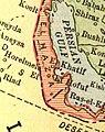 1914 map of Asia (cropped-El Haza).jpg