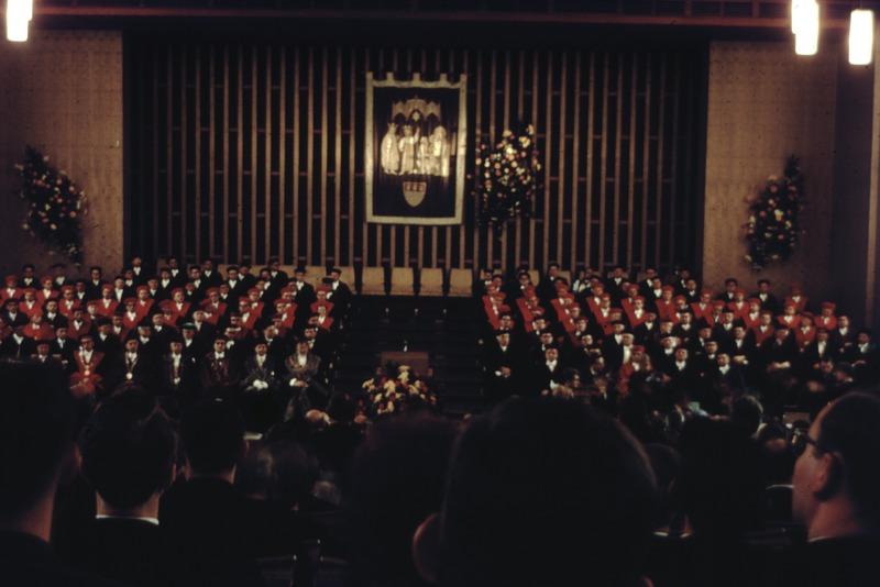 File:1964 Rektoratsübergabe Universität zu Köln.tiff