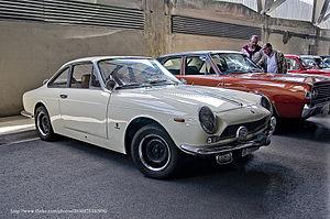 Moretti Motor Company - Fiat 1500 SS Moretti Coupé (1967)