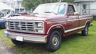 Ford F-Series (seventh generation) Motor vehicle