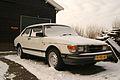 1986 Saab 90 (10555588493).jpg
