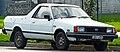 1987 Subaru Brumby utility (2011-04-22) 01.jpg