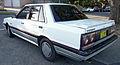 1988-1990 Nissan Skyline (R31) GX sedan 01.jpg