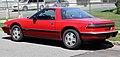 1988 Buick Reatta, rear left.jpg