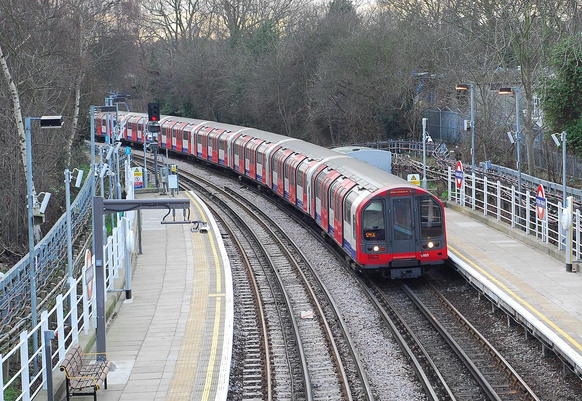 Central Line Wikipedia