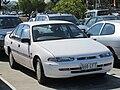 1993 Toyota Lexcen (T3) CSi sedan (8738147420).jpg