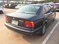1997-1998 BMW 528i (E39) Sedan (26-03-2018) 04.jpg