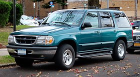 1991 ford explorer 4x4 wiring ford explorer wikipedia  ford explorer wikipedia
