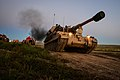 1 Yorkshire Regiment (1 York) Battlegroup conducting live firing during Exercise Prairie Lightning. MOD 45158826.jpg