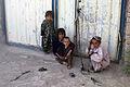 1st LAR Bn corpsmen treat Afghan children DVIDS300189.jpg