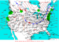 2003-04-12 Surface Weather Map NOAA.png