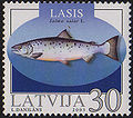 20030802 30sant Latvia Postage Stamp.jpg