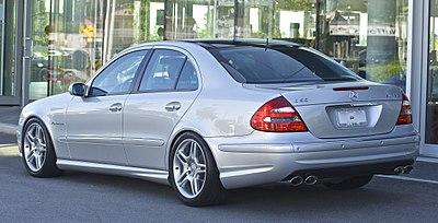 Mercedes-Benz E-Class (W211) - Wikiwand