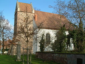 Obersülzen - Protestant church
