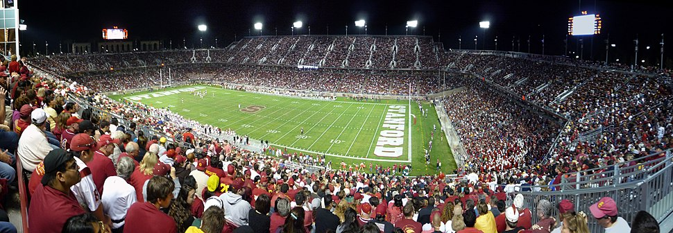 The 2008 Stanford-USC game marked the first sellout of the new Stanford Stadium since it opened in 2006.
