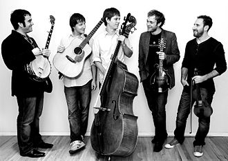 Punch Brothers - Image: 2008 Punch Brothers credit Cassandra Jenkins SMALL for website