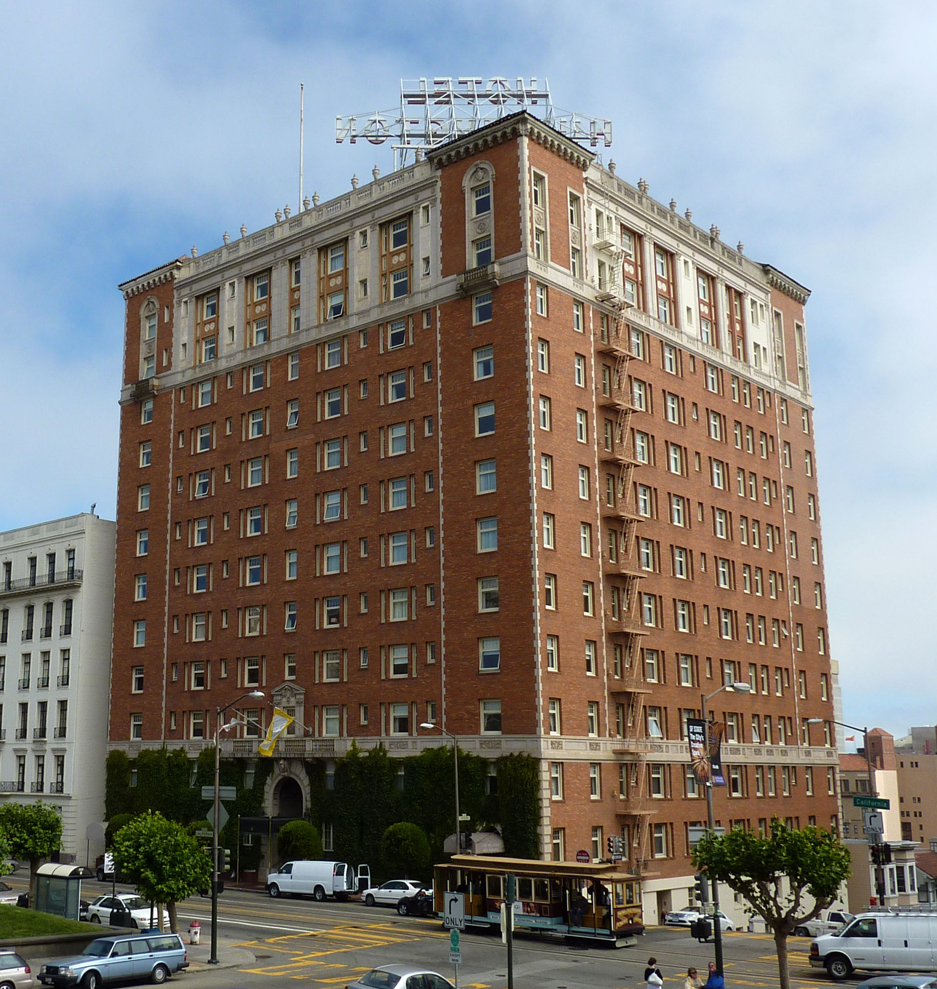 Taylor Street Apartments San Francisco