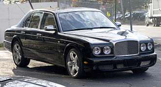 "Bentley Arnage - Bentley Arnage ""Final Series"""