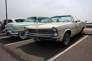 Pontiac LeMans - 1965 Pontiac LeMans convertible