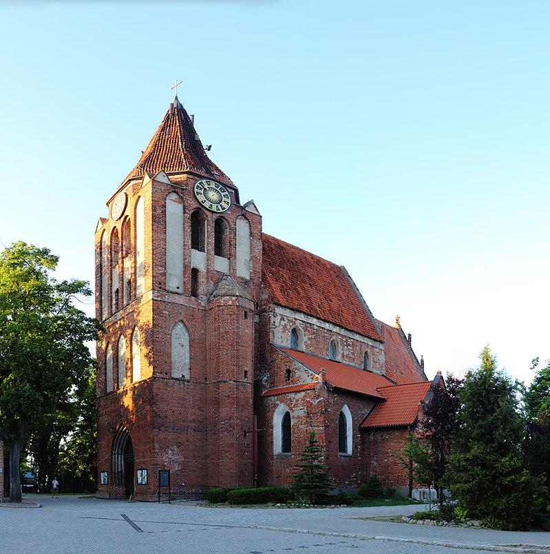 Kościół pw. Podwyższenia Krzyża Św. (XV w.)