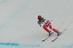 2010 Winter Olympics Didier Defago in downhill.jpg